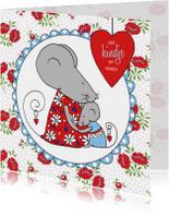Felicitatie zwanger - IH