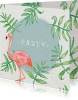 Flamingo Party - KO