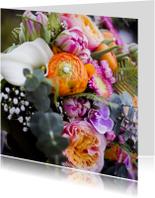 Bloemenkaarten - flowerparty