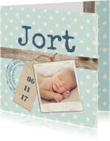 Geboorte foto jort - B