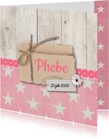 Geboortekaartje-bloem-Phebe-SK