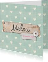Geboortekaartje-hartjes-Malou-SK