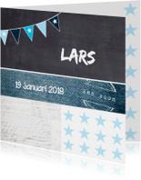 Geboortekaartjes - Geboortekaartje Lars