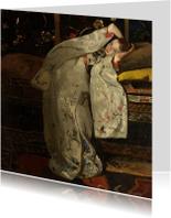 George Breitner. Meisje in witte kimono