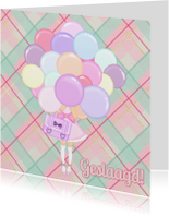 Geslaagd Pastel Ballonnen - TbJ