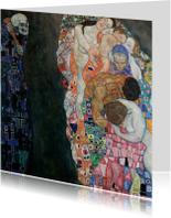 Gustav Klimt. Dood en Leven