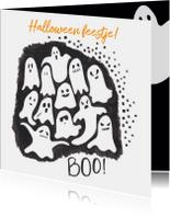 Halloween feestje spoken
