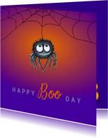 Halloween kaarten Happy Boo day
