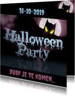 HALLOWEEN PARTY durf je te komen