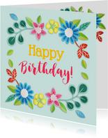 Happy Birthday! boemenrand