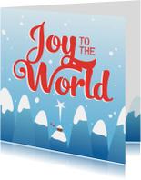 Kerstkaarten - HEE Goodies kerstkaart Joy