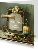 High Tea scrapbook 6