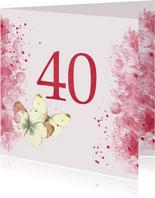 Huwelijks jubileum - 40 jaar getrouwd