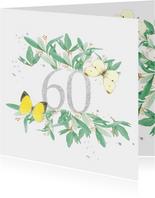 Huwelijksjubileum - 60 jaar getrouwd