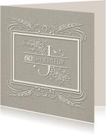 Huwelijksjubileum 60 jaar - SG