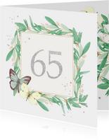 Huwelijksjubileum - 65 jaar getrouwd