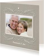 Huwelijksjubileum Papercut - SG