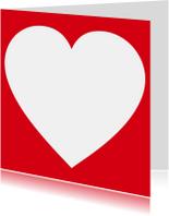Liefde kaarten - I Love You VI