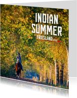 Indian Summer Friesland Style