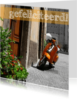 italiaanse brommer