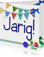 jarig  -BF