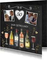 Jubileum vijftig jaar wijn