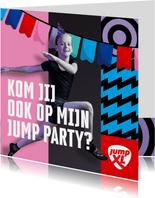 Jump XL kinderfeestje JumpParty Meisje