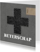 Kaart Beterschap kruis