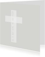 Kaart Kruis