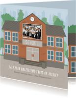 Kaart namens team leerkrachten voor alle leerlingen thuis