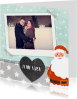 Kerstkaarten - Kerst fotokaart