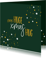 Kerst One huge xmas hug