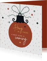 Kerst zakelijk Helemaal klaar met dit jaar