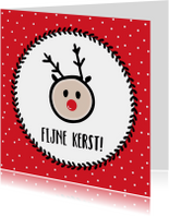 Kerstkaart CliniClowns 1 - WW