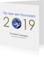 Kerstkaart duurzaam 2019