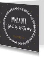Kerstkaart Opwekking 531 (2)- WW