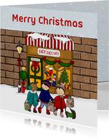 Kerstmis Kerstwinkeltje