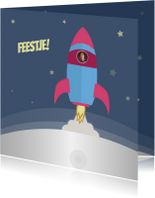 Kinderfeestje SPACE-ciaal feest!