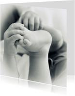 Kleine handjes en voetjes