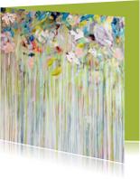 Kunstkaart schilderij Dauw - IF