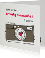 Let's make Lovely Memories - SG