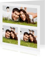 Leuke Vierkante Fotokaart 3