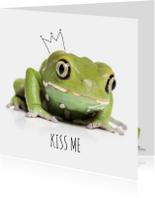 Liefde - De kikker prins