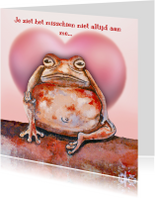 Liefde met hart en Brompad - LH