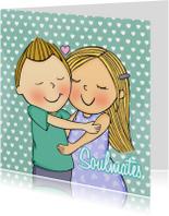 Liefde Soulmates Blond - TbJ