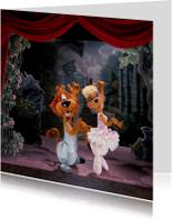 Loeki & Roos ballet duet