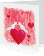 Lovebirds _Illu-Straver