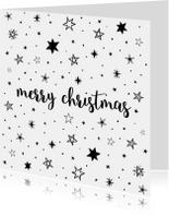 Merry Christmas - Stars