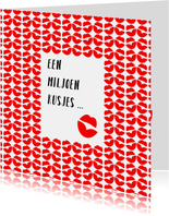 miljoen kusjes