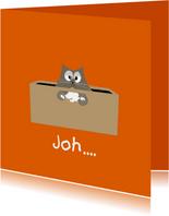 Mo Cards Succeskaart kat in bak
